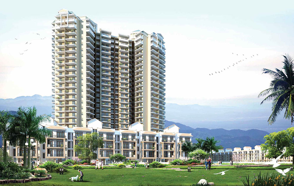 Supertech Hill Town South Gurgaon
